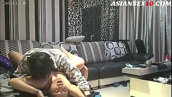 Chinese Amateur Couple Sex Tape at Home 01
