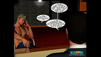 3D Comic: Shifter. Episodes 1-4 preview image