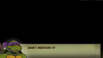 Akabur's TMNT Mating Season - Game Walkthrough - Chapters 1-6 54 min