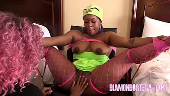 Diamond Ortega, Twiggy Valentine, Dream XxX, Brandy Sweats, Gemini Lovell, Kay Kush, Stacey Short, Kenya Sweatz,