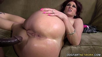Tiffany Mynx Loves Anal With Big Black Cock