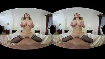 Older lady Ameli Timber is the best in VR porn! 7分钟