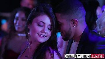 DigitalPlayground - Girls Go Clubbing Adria Rae...