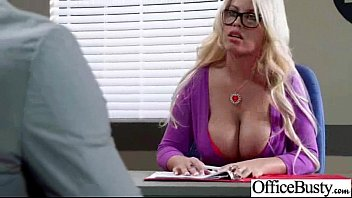 Sex In Office With Big Round Tits Naughty Hot Girl (bridgette b) movie-06