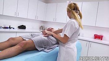 Hot Nurse Timestop