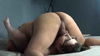I Convince my Secretary to Let me Face Fuck her for a Raise and she Let's me Cum Balls Deep in Her Too