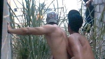 GAYS TENIENDO SEXO PUBLICO 2