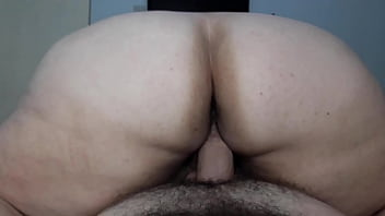 big ass wife riding my dick