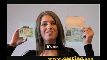 Casting – anal and creampie for med student