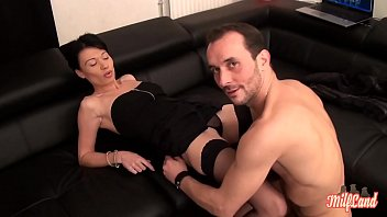 Justine is a real slut and can't help but fuck