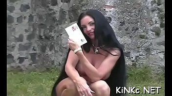 Big knockers and taut pussy make hot fuck combination
