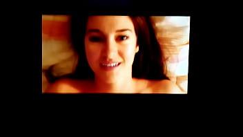Shailene Woodley hot cumshot on face