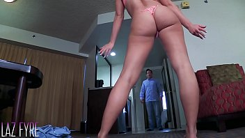 Fucking the maid while wife is away - Olivia Austin & Laz Fyre