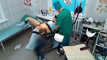 Gyno medical fetish exam