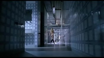 m. Rock: Sexy Nude Blonde Shower Scene