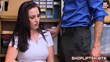 Officer Blackmailing Stupid Teen Thief