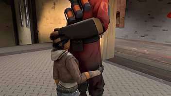 Alyx Vance And Pyro [Gone Sexual] Omg So Hot Xdd