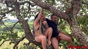 brand new pussy on top of the tree - Mandy May - Crazy Lipe - Andrehot 12 min