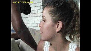 Katie Enjoys her Interracial fuck