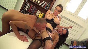 "Threesome: Giada Da Vinci, Raul Montana e la Trans! <span class=""duration"">2 min</span>"