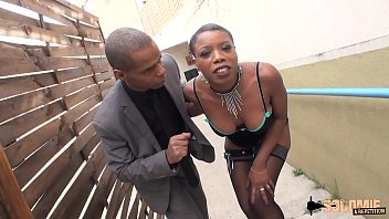 Josy, naughty black girl obsessed with anal