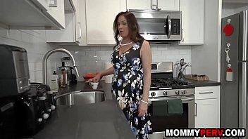 Hot aunt blows and fucks my cock thumbnail