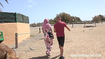 Muslim Buxom Girl Fucked Hard