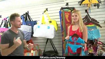 Amateur girl accepts cash for sex from stranger 3 Vorschaubild