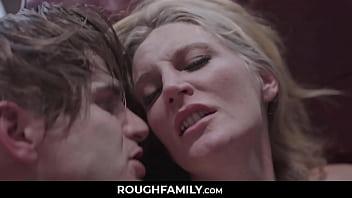Mom Loves her Son - RoughFamily.com