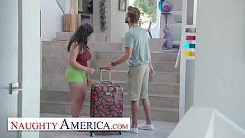 Naughty America - Gabriela Lopez compensates her friend's husband