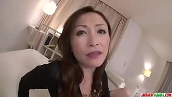 Horny MILF Babe Miyama Ranko Rides Cock On POV 29分钟
