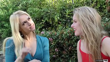 Lilly Lit and Sarah Vandella are related but they share cocks because they are FUCKED UP