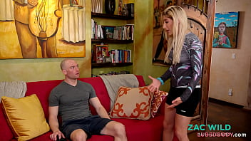 Masseuse's Worst Day Causes Client's Best Day - Abella Danger