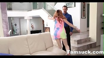 Foreign Teen Seduced By Pervy uncle| FamSuck.com