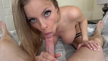 Hot Brunette Licks And Sucks Cock Before Getting Fucked 12 min