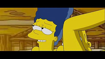 Simpsons marge xxx Simpsons-sex-video
