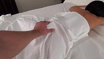s. stepmother enjoys my hand 8 min