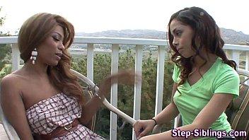 Ebony les stepsis tastes 8分钟