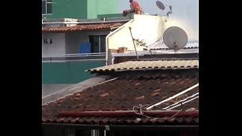 Flagra na favela .