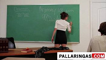profesora enseña todo lo que debes saber