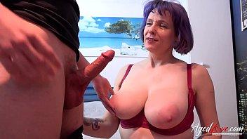 AgedLovE Mature Seduced Younster for Hardcore porno izle
