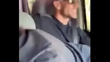 SOFIA JUJUY GIMENEZ cojiendo en un auto