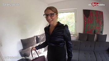 Mydirtyhobby - Sexy Assistant Gets A Last Minute Creampie Before Going To Work