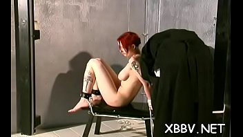 Resigned chick rough breast bondage xxx bdsm show Vorschaubild