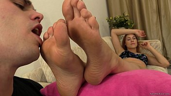 Amazing Foot Fetish Domination - Jolene's Feet Are Perfect