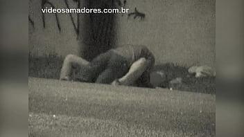Cinegrafista Amador Filma Moradores De Rua Fodendo Rapidamente