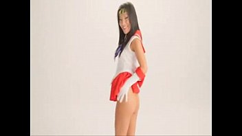 Asa Akira POV as Sailor Moon is fucked - a geek fetish 25 min