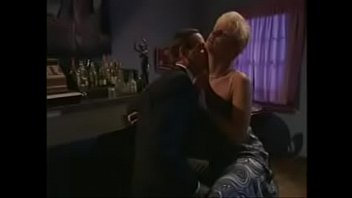 Classy blonde lady fucked by big cock of freaky ugly bastard (1)