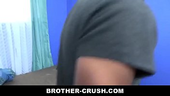 Young Latin Teen Takes Massive Step Brother's Cock In Ass - Brother-Crush.com