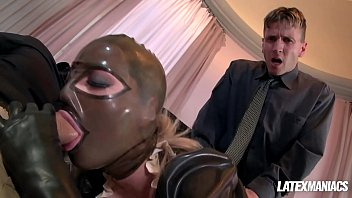 Latex begin comment - Latex goddess latex lucy roleswap fucking